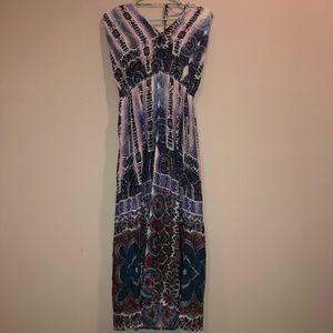 Nanette Lepore Floral maxi Dress Swim Coverup